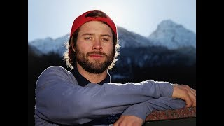 Billy Morgan , British snowboarder at Big Air , bronze medal,for Great Britain