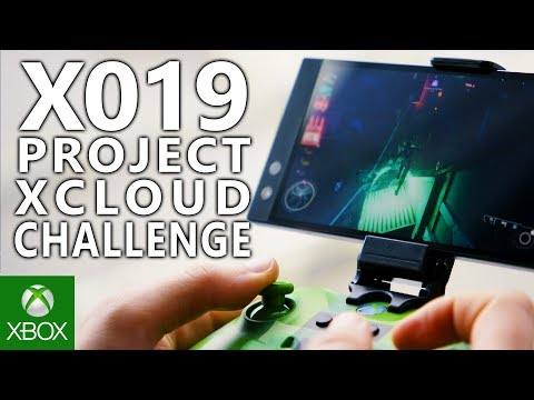 Project xCloud London Challenge (ft. Xbox On & Outside Xbox)