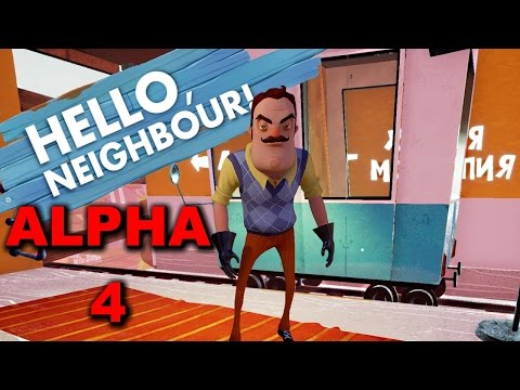 Hello Neighbor | ALPHA 4 Gameplay (No Commentary) thumbnail