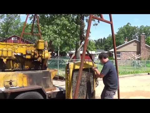 Caterpillar Generator Set Repair Part 4 (Tear Down #2)