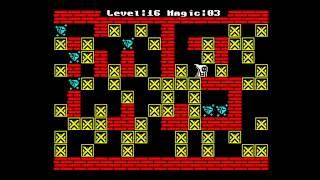 Magick (2018) Walkthrough, ZX Spectrum