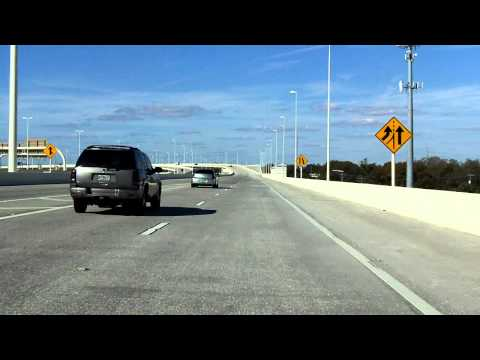 Lee Roy Selmon Expressway Connector (FL 618 to I-4) westbound