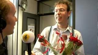 De Radio 4 liefdeskoerier voor Mark