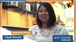 Knowledge Chatroom | Nerisa Guevara | National Arts Month