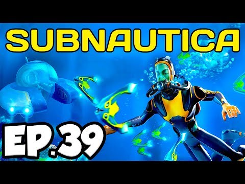 Subnautica Ep.39 - NEPTUNE LAUNCH PLATFORM, ENZYME 42 KHARAA CURE (Full Release Gameplay Let's Play)