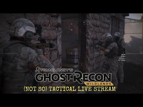 Ghost Recon Wildlands: Operation Ahab Live stream