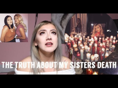 The Truth About My Sister's Death..