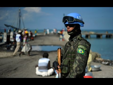 UN Peacekeepers Pull Out Of Haiti