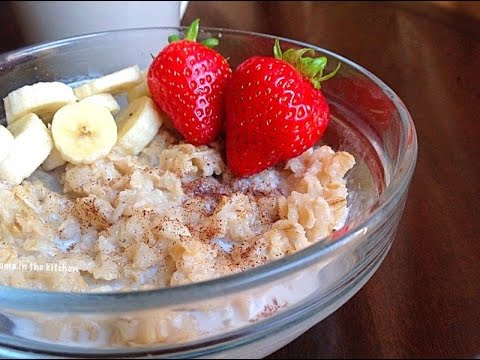 Oats Recipe For Weight Loss - Healthy Oatmeal Breakfast Recipe - Porridge By (HUMA IN THE KITCHEN)