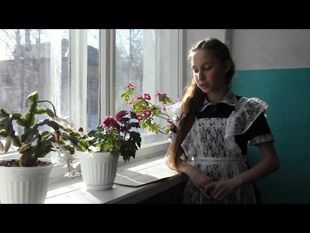 Изображение предпросмотра прочтения – ЕленаЮшкова читает произведение «Конь морской» Ф.И.Тютчева
