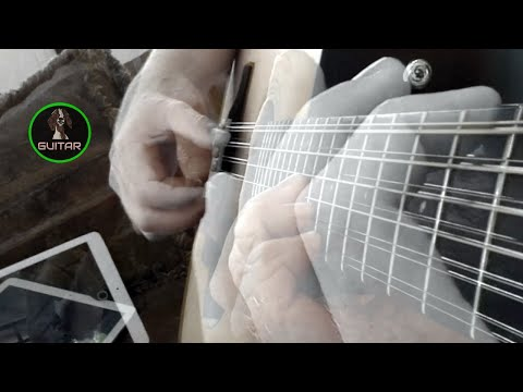 12-String Fingerstyle Acoustic Guitar Solo