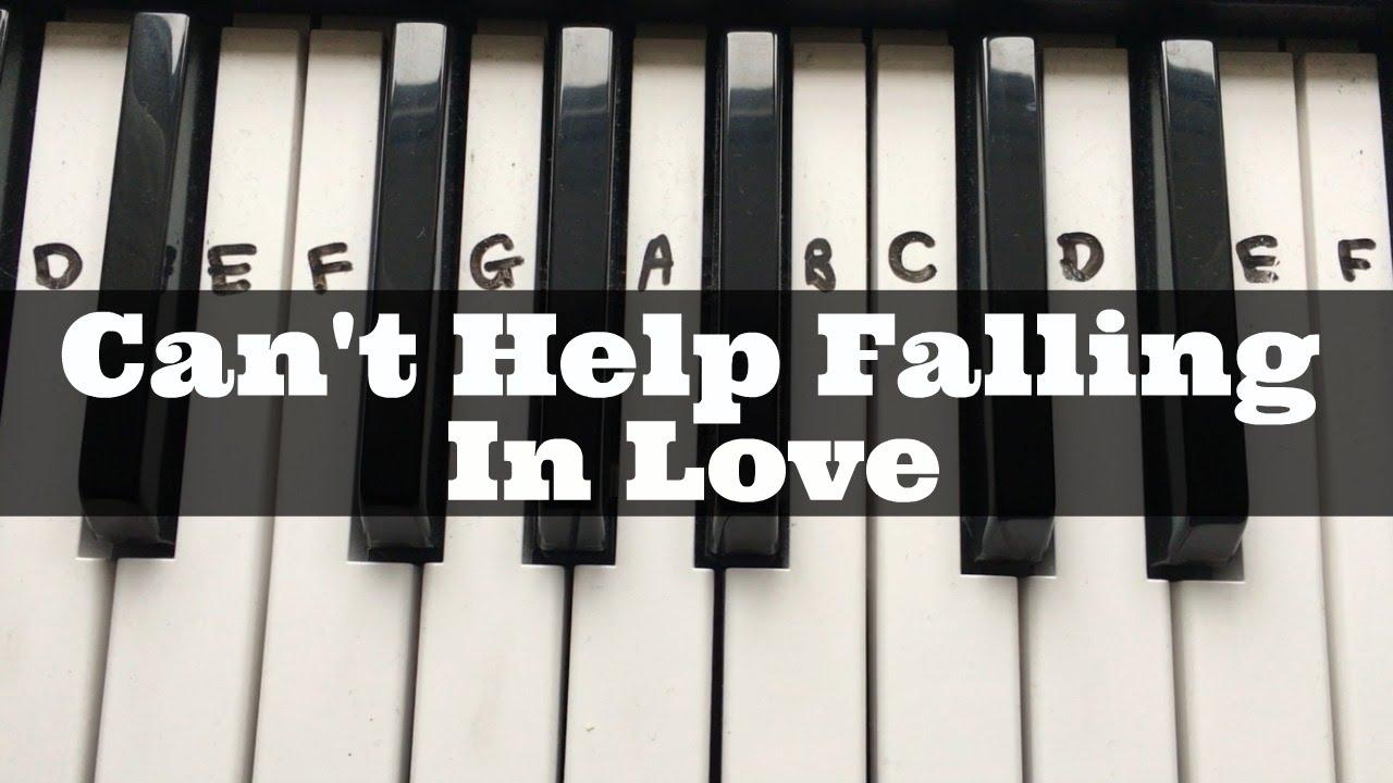 can u0026 39 t help falling in love