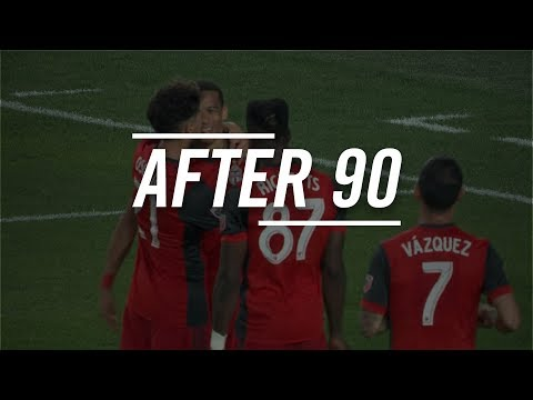 After 90: Orlando City SC at Toronto FC
