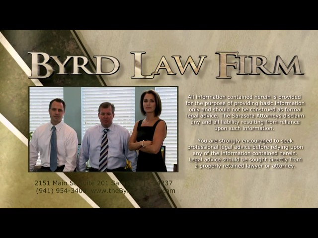 What To Do Upon An Arrest - Drew Solnoki Byrd Law Firm Sarasota Florida
