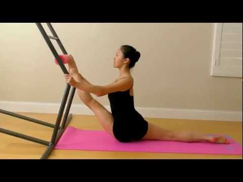 Extreme Oversplits on the Stretch Gym