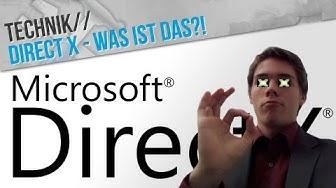 DirectX: Wat is dat?! - Technik