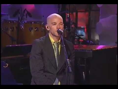 REM  The One I Love MTV Unplugged 2001
