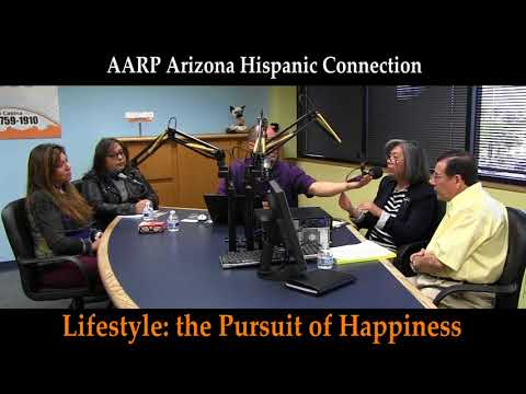 LIFESTYLE: THE PURSUIT OF HAPPINESS