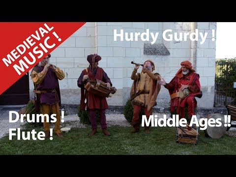 Medieval Music ? Ancient Tunes from Middle Ages !