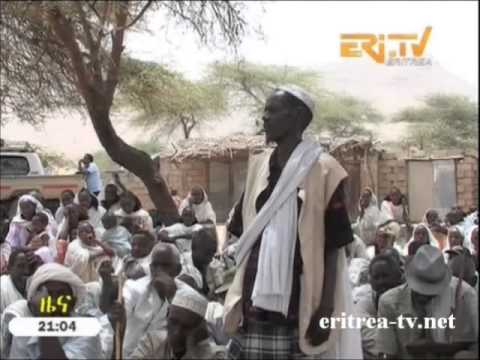Eritrea News - Debub - Administrator calls for enhanced popular participation regarding soil and wat