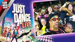 Just Dance LIVE Chicago CONpilation!!!