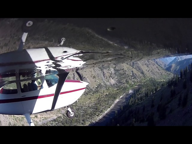 Mackay Bar Flight in May