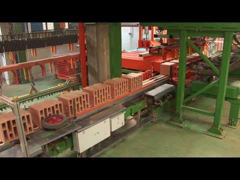 Bellenberger MZ-Ziegel-Produktion