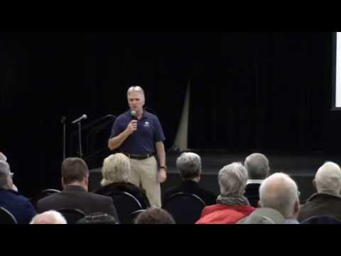 Talk #2 - What we know about air quality in the Comox Valley - Earle Plain