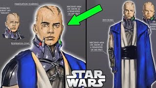 Darth Vader's LIGHT SIDE Suit - Star Wars Explained