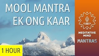 Mool Mantar Meditation | Ek Onkar | Chanting Meditation Music