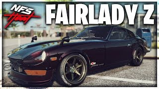 THIS CAR DRIFTS LIKE A BEAST! | NISSAN FAIRLADY 240Z | Need For Speed Heat