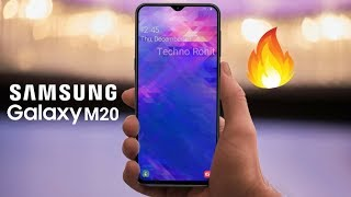 Samsung Galaxy m40 leaked features and Price