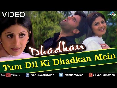 Tum Dil Ki Dhadkan Mein  Duet Dhadkan
