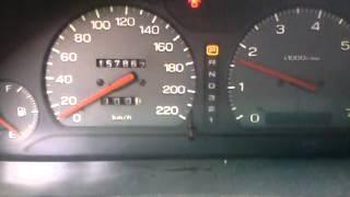 Subaru Legacy 2.5 теряет обороты, глохнет 3
