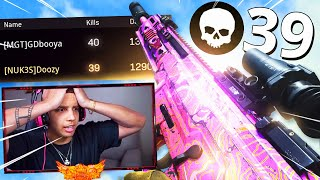 39 KILL GAMEPLAY! SCOPED KILO SETUP is LIKE CHEATING in WARZONE!! (Modern Warfare Warzone)