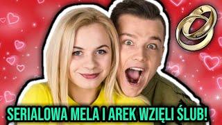 [19+] Serialowa Mela I Arek Wzięli Ślub *dowody!*