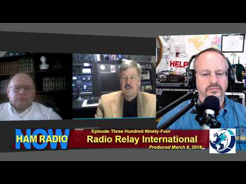 HRN394 Radio Relay International