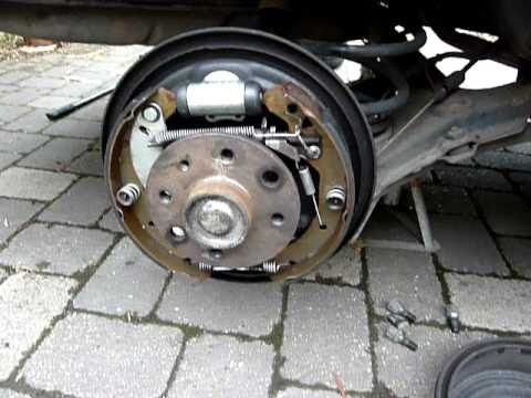 How To Fix Astra Brakes Pt 6 Youtube