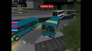 Route 17X to Appleton   Canterbury & District V4   ROBLOX