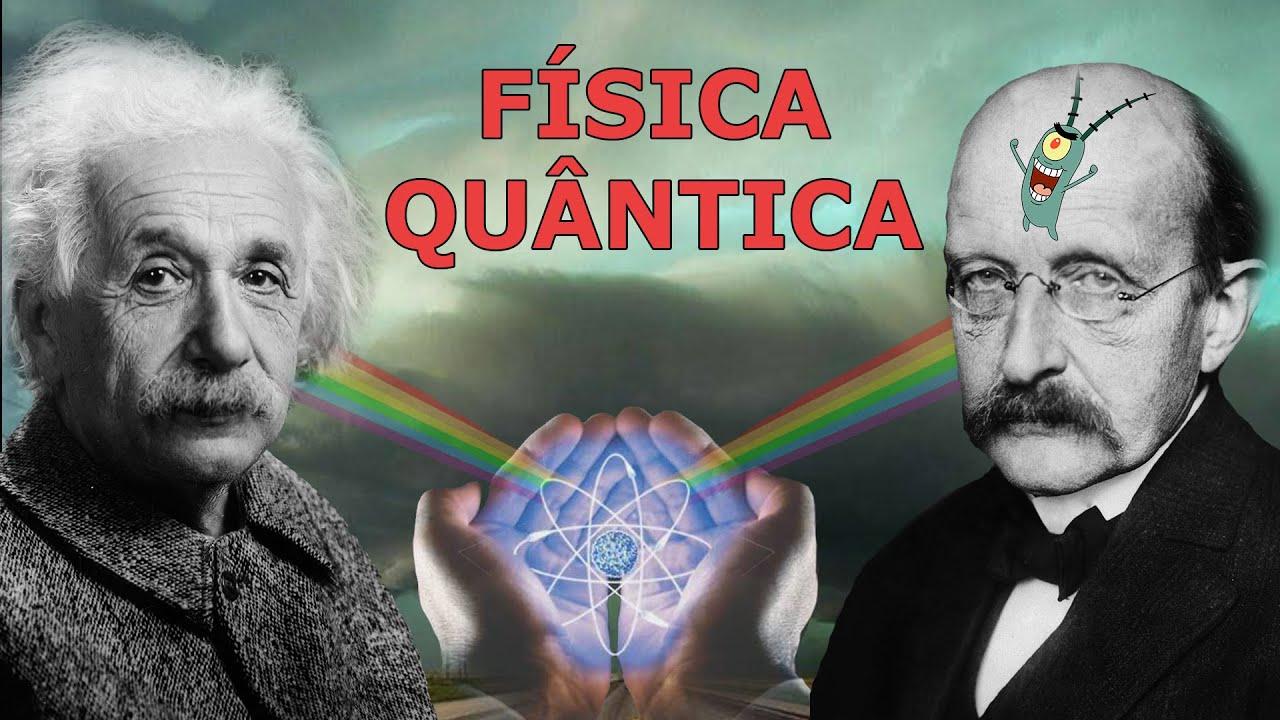 Fisica quantica o que é