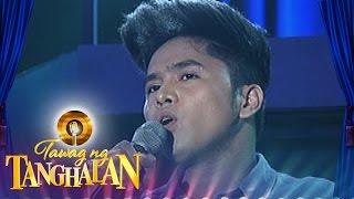 Tawag ng Tanghalan: Giovanni Rañesis | Sorry na, Pwede ba?