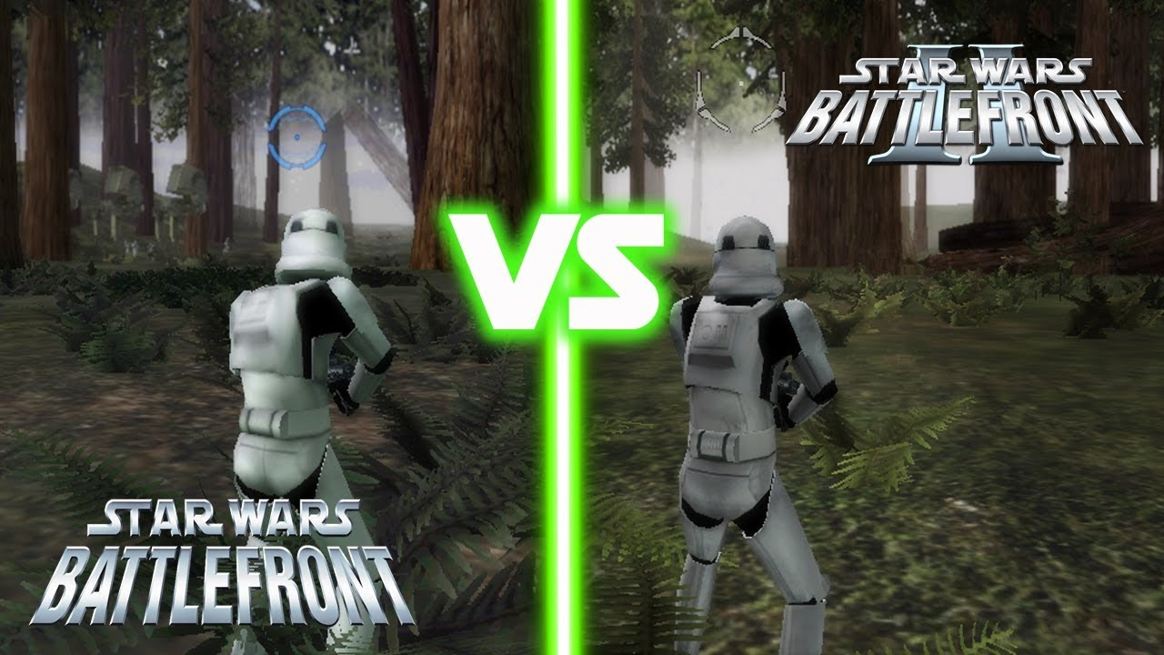 star wars battlefront 2004 system requirements