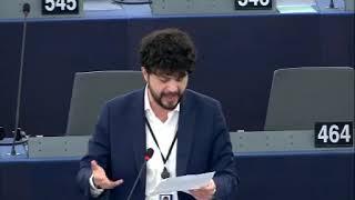 Intervento in aula di Brando Benifei sull'accordo di associazione tra l'UE e Monaco, Andorra e San Marino