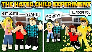 THE HATED CHILD ROBLOX SOCIAL EXPERIMENT (Bloxburg)