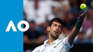 Diego Schwartzman vs Novak Djokovic - Match Highlights (R4) | Australian Open 2020