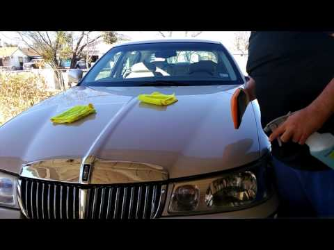 Auto Detailing tips: How to decontaminate (clay bar) the paint