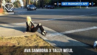 Tally Weijl Presents AVA SAMBORA x TALLY WEiJL | FashionTV | FTV