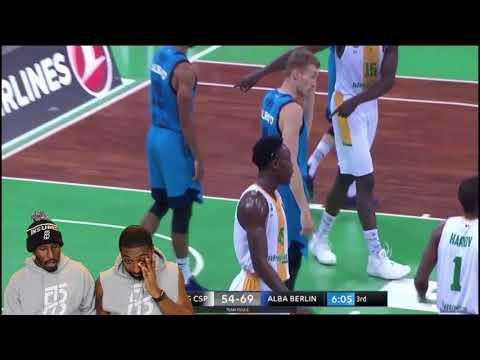 SEKOU DOUMBOUYA THE BEST EURO PROSPECT IN THE 2019 NBA DRAFT