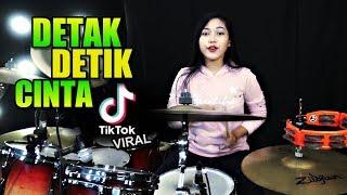 Download Lagu Lagu Dangdut Detak Detik Cinta TIK TOK VIRAL Drum Cover By Nur Amira Syahira mp3