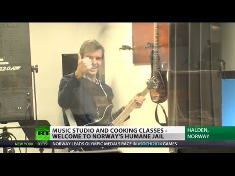Sing Sing: Norway jail with music studio, cooking classes
